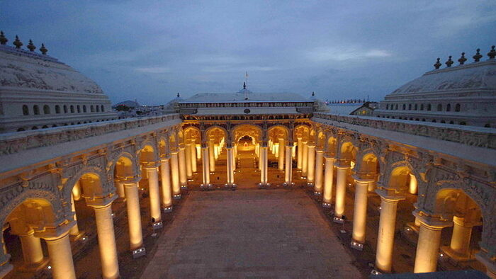 Taxi Service for Madurai Sightseeing